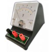 Voltmetru CA cu 3 borne - pentru masurarea tensiunii curentului alternativ imagine librariadelfin.ro