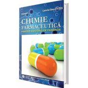 Chimie farmaceutica pentru asistenti de farmacie. Volumul I - Camelia Elena Stecoza imagine librariadelfin.ro