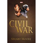 Civil War Illustrated Prose Novel - Stuart Moore