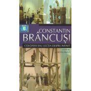 Constantin Brancusi - Coloana sau lectia despre infinit (DVDEV10) imagine librariadelfin.ro