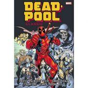 Imagine Deadpool Classic Omnibus Vol - 1 - Christopher Priest, Glenn Herdling,