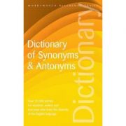 Dictionary of Synonyms and Antonyms - Martin Manser