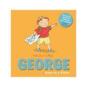 George Goes on a Plane - Nicola Smee