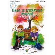 Limba si literatura Romana pentru clasa a II-a - Aurelia Fierascu, Ana Lapovita imagine librariadelfin.ro