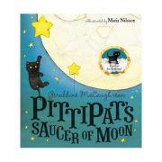 Pittipat's Saucer of Moon - Geraldine McCaughrean, Maria Nilsson