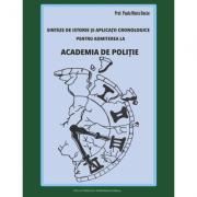 Sinteze de Istorie pentru admiterea la Academia de Politie ( Paula Darau ) imagine librariadelfin.ro