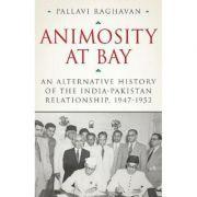 Animosity at Bay - Pallavi Raghavan