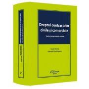 Dreptul contractelor civile si comerciale. Teorie, jurisprudenta, modele - Vasile Nemes, Gabriela Fierbinteanu imagine librariadelfin.ro