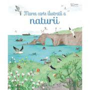 Imagine Marea Carte Ilustrata A Naturii (usborne) - Usborne Books