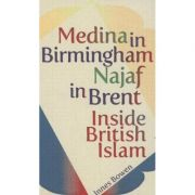 Medina in Birmingham, Najaf in Brent - Innes Bowen