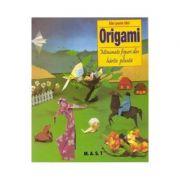 Origami - Minunate figuri din hartie plisata (Idei peste idei)