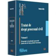 Tratat de drept procesual civil, Volumul I - Ioan Les