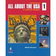Imagine All About The Usa 1 - A Cultural Reader - Milada Broukal