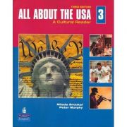 Imagine All About The Usa 3 - A Cultural Reader - Milada Broukal