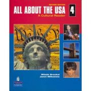 Imagine All About The Usa 4 - A Cultural Reader - Milada Broukal