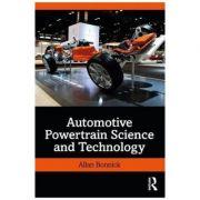 Automotive Powertrain Science and Technology - Allan Bonnick