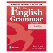 Imagine Basic English Grammar 4e Student Book With Mylab English, International