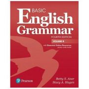 Basic English Grammar Student Book B with Online Resources - Betty S. Azar