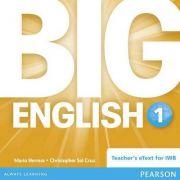 Imagine Big English 1 Teacher's Etext Cd-rom - Mario Herrera