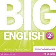 Imagine Big English 2 Teacher's Etext Cd-rom - Mario Herrera