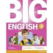 Imagine  Big English 3 Pupil's Book And Mylab Pack - Mario Herrera