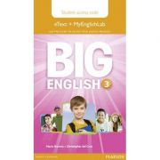 Imagine Big English 3 Pupil