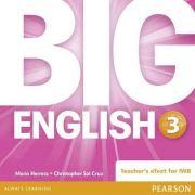 Imagine Big English 3 Teacher's Etext Cd-rom - Mario Herrera