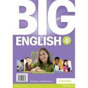Imagine Big English 4 Flashcards