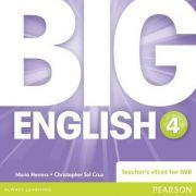 Imagine Big English 4 Teacher's Etext Cd-rom - Mario Herrera