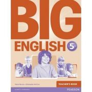 Big English 5 Teacher's Book - Mario Herrera