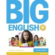 Big English 6 Activity Book - Mario Herrera