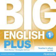 Imagine Big English Plus 1 Teacher's Etext Cd - Mario Herrera