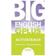 Imagine Big English Plus 4 Active Teach - Mario Herrera