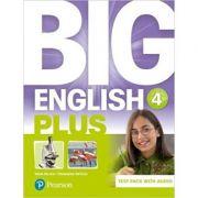 Imagine Big English Plus Bre 4 Test Book And Audio Pack