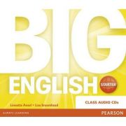 Big English Starter Class CD - Lisa Broomhead