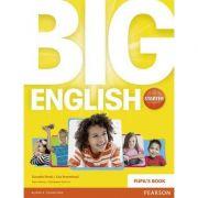 Imagine Big English Starter Pupils Book - Lisa Broomhead