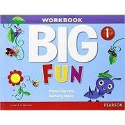 Imagine Big Fun 1 Workbook With Audio Cd - Mario Herrera