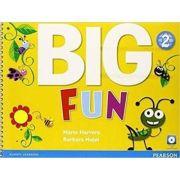 Imagine Big Fun 2 Student Book With Cd-rom - Mario Herrera