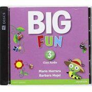 Imagine Big Fun 3 Class Audio - Mario Herrera