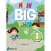 Big Fun Refresh Level 3 Big Book - Mario Herrera, Barbara Hojel