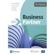 Imagine Business Partner A2+ Coursebook With Digital Resources - Margaret