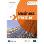 Imagine Business Partner B1 Coursebook With Myenglishlab - Margaret O