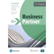 Imagine Business Partner B2+ Coursebook With Digital Resources - Iwonna Dubicka,
