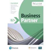 Imagine Business Partner B2+ Coursebook With Myenglishlab - Iwonna Dubicka,
