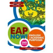 Imagine Eap Now! English For Academic Purposes Students' Book, 2nd Edition