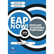 Imagine Eap Now! English For Academic Purposes Teacher's Book, 2nd Edition