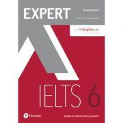 Expert IELTS 6 Coursebook + MyLab English - Clare Walsh, Lindsay Warwick