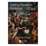 Getting Research Published - Elizabeth Wager