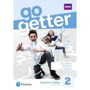 GoGetter 2 Teacher's Book with MyEnglishLab + Extra Online Homework + DVD - Jennifer Heath