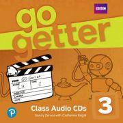GoGetter 3 Class Audio CDs - Sandy Zervas, Catherine Bright